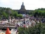 Canada Day Edmonton - Legislative Grounds