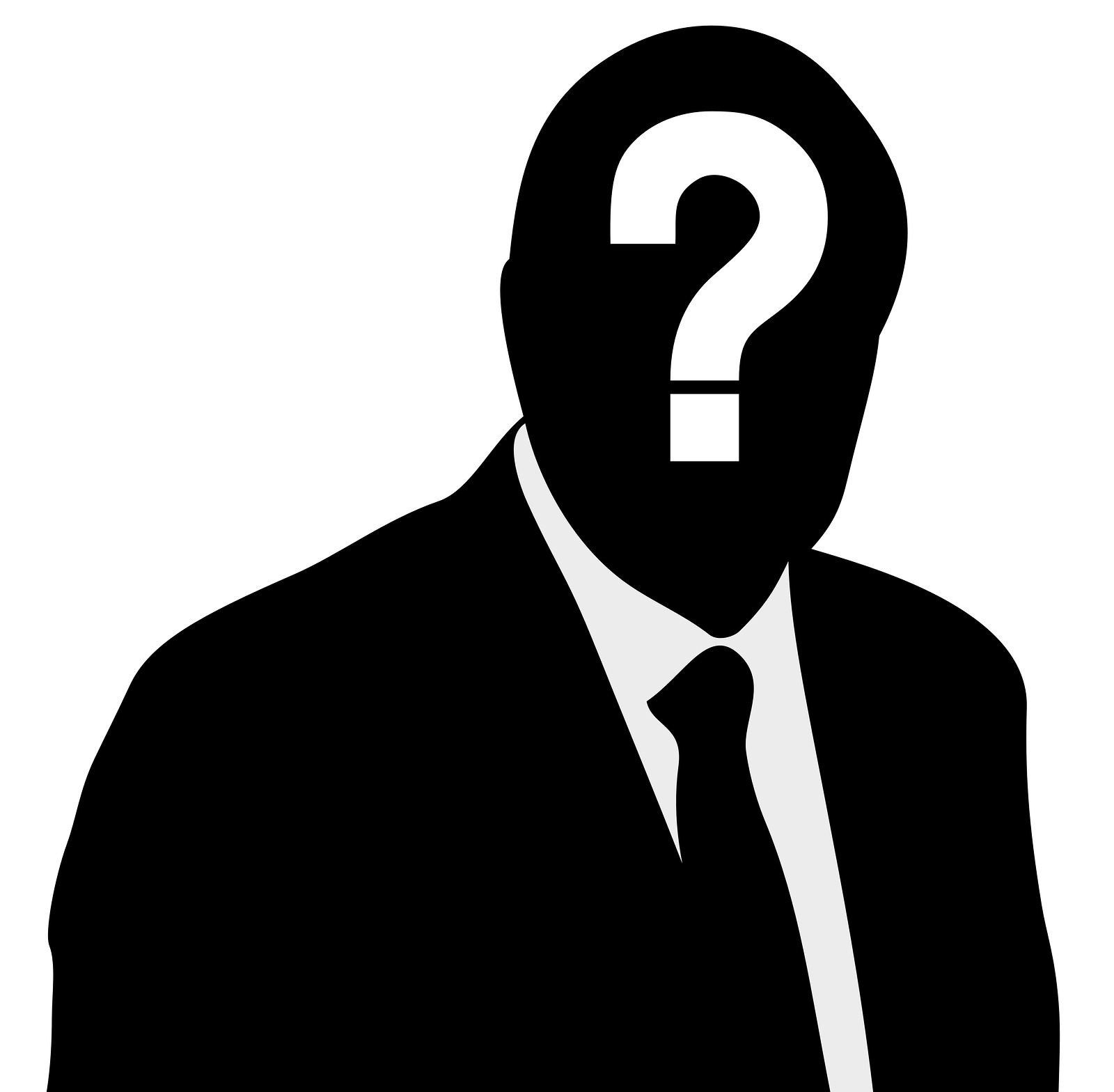 LinkedIn | Sell, Lead,... Blank Profile Picture With Question Mark